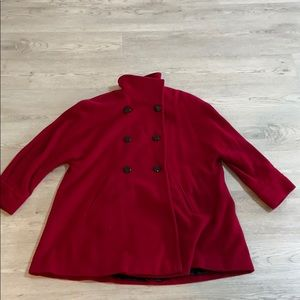 Vintage Escada Wool Winter Coat 6